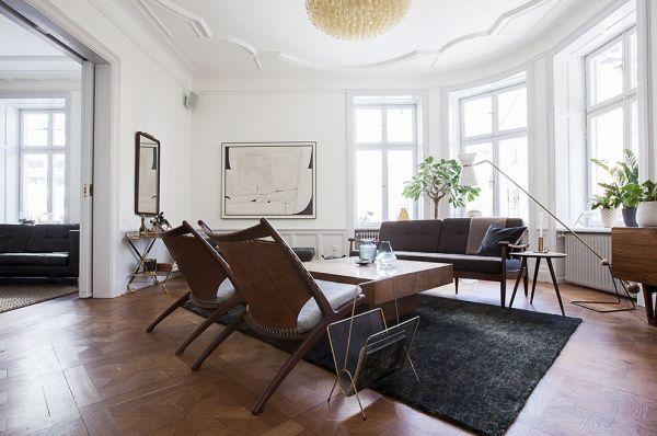 decoracion de interiores con estilo mid-century moderno (2)