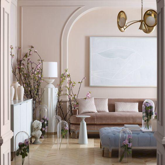 estilo clasico moderno 4 decoracion de interiores