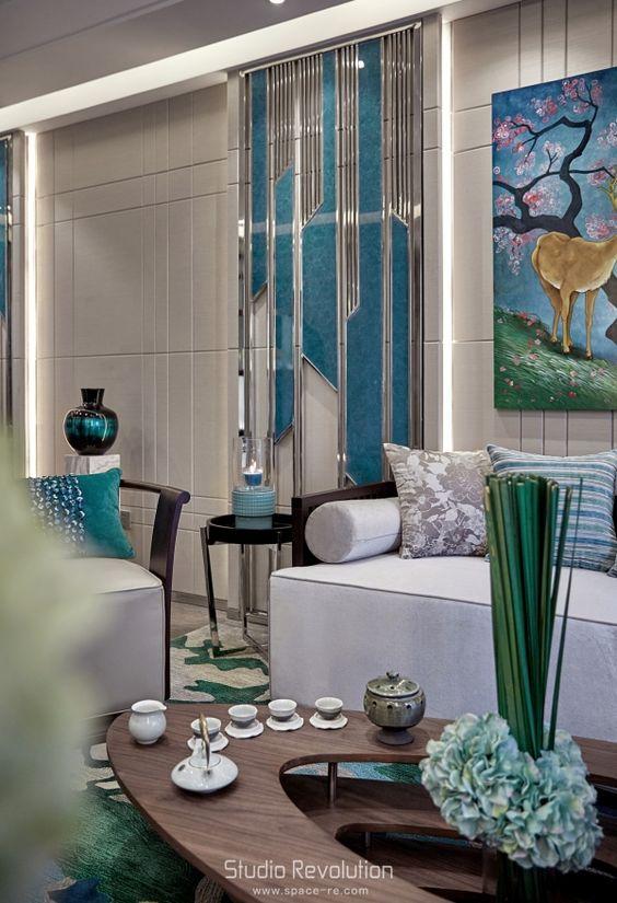 Estilo clasico moderno 8 decoracion de interiores for Estilo clasico moderno