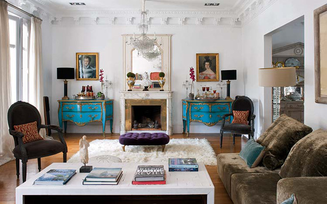 Estilo clasico moderno 9 curso de decoracion de Muebles estilo contemporaneo moderno