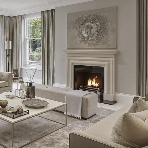 estilo clasico para decoracion de interiores (2)