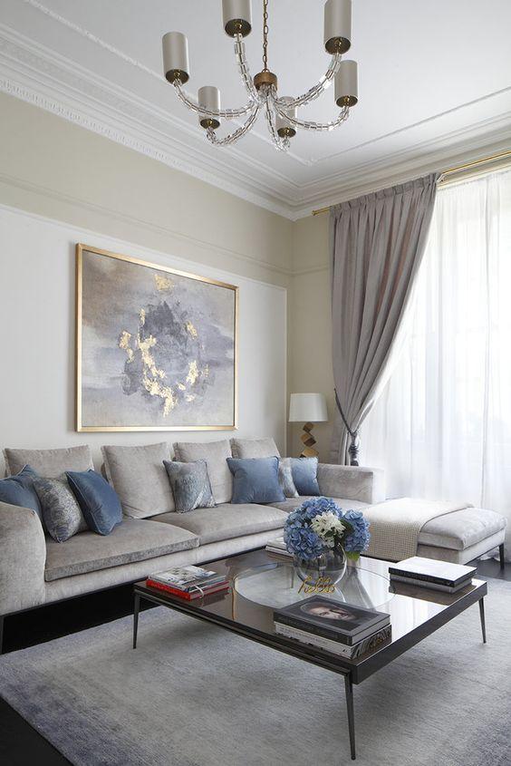 estilo clasico para decoracion de interiores 3