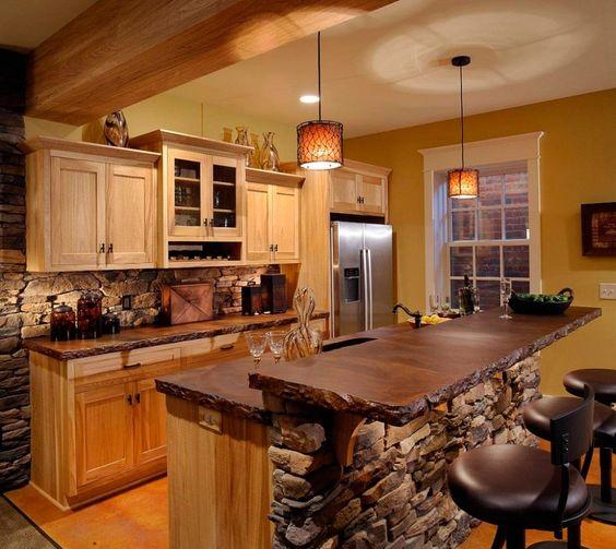 estilo rustico para decorar tu hogar (4)