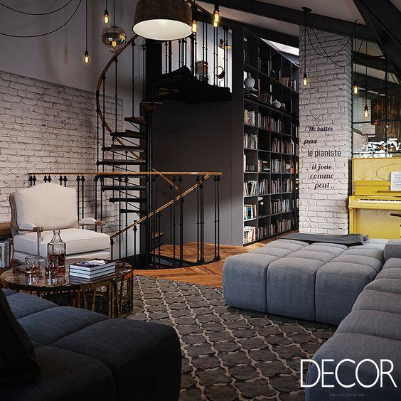 estilos de decoracion de interioresdepartamentos 2017 (3)