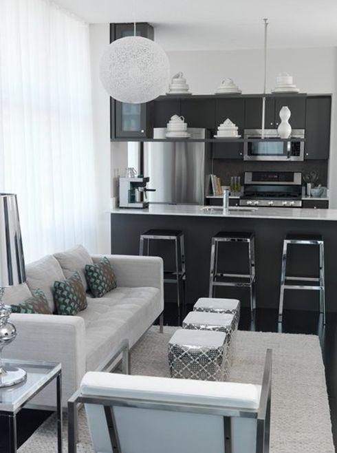 estilos de decoracion de interioresdepartamentos 2017 (8)