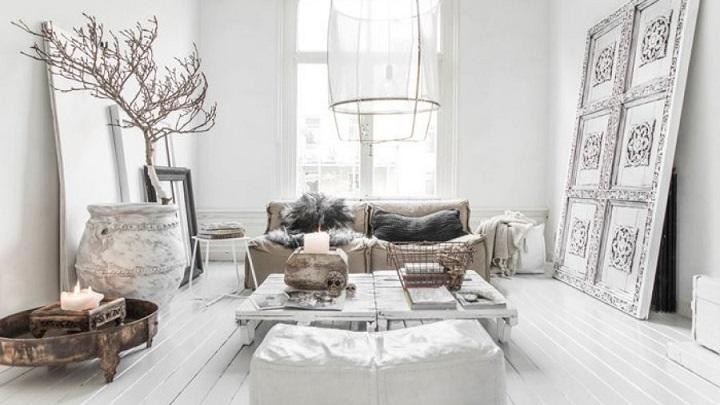 gama de colores calidos que seran tendencia en la decoracion de interiores 2018