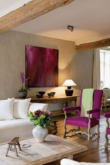 Tendencias o estilos en decoraci n de interiores 2018 for Tendencias 2016 en decoracion de interiores
