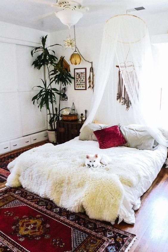 tendencias o estilos en decoracion de interiores bohemio o boho chic (4)