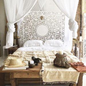 tendencias o estilos en decoracion de interiores bohemio o boho chic (9)