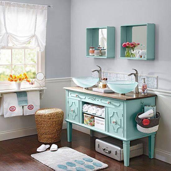 tendencias o estilos en decoracion de interiores shabby chic (4)