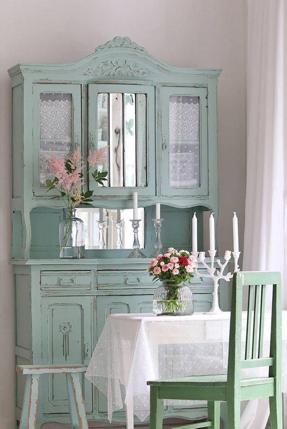 tendencias o estilos en decoracion de interiores shabby chic (7)