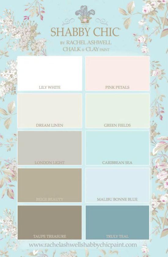 tendencias o estilos en decoracion de interiores shabby chic (8)