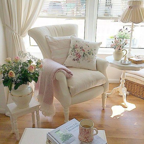 Tendencias o estilos en decoracion de interiores shabby - Estilo shabby chic decoracion ...