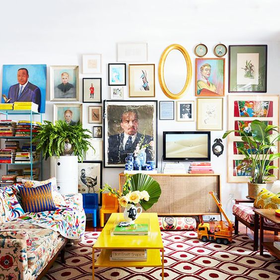 tendencias o estilos en decoracion estilo kitsch