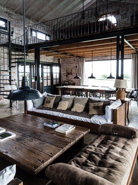 tendencias o estilos en decoracion industrial (2)