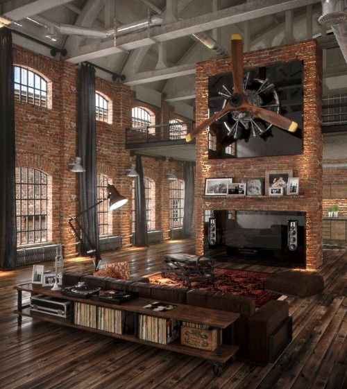 tendencias o estilos en decoracion industrial (3)