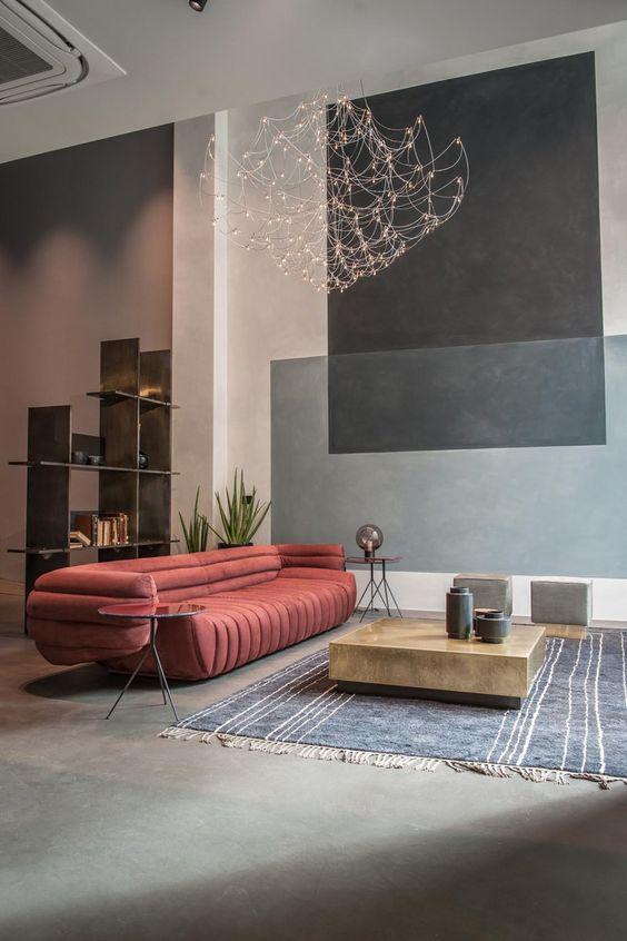 Tendenicas en muebles para sala 2018 2 decoracion de for Diseno de muebles de sala 2018