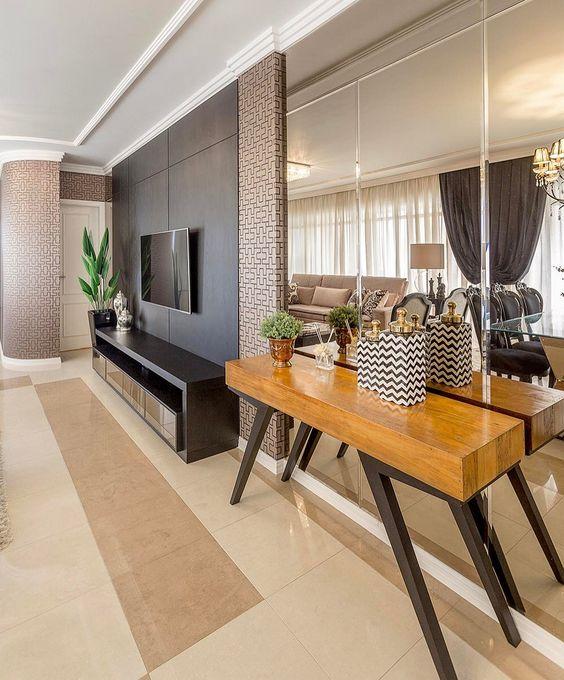 Tendenicas en muebles para sala 2018 6 decoracion de for Diseno de muebles de sala 2018