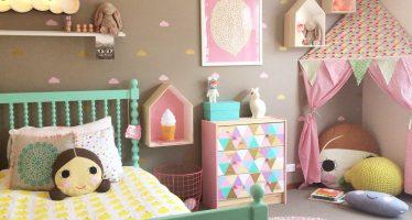 Decoracion de habitaciones infantiles – como elegir los colores
