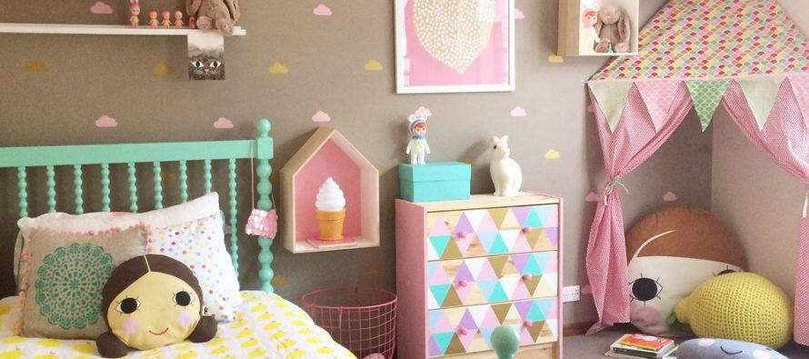 Decoraci n de habitaciones infantiles como elegir los - Decoraciones habitaciones infantiles ...