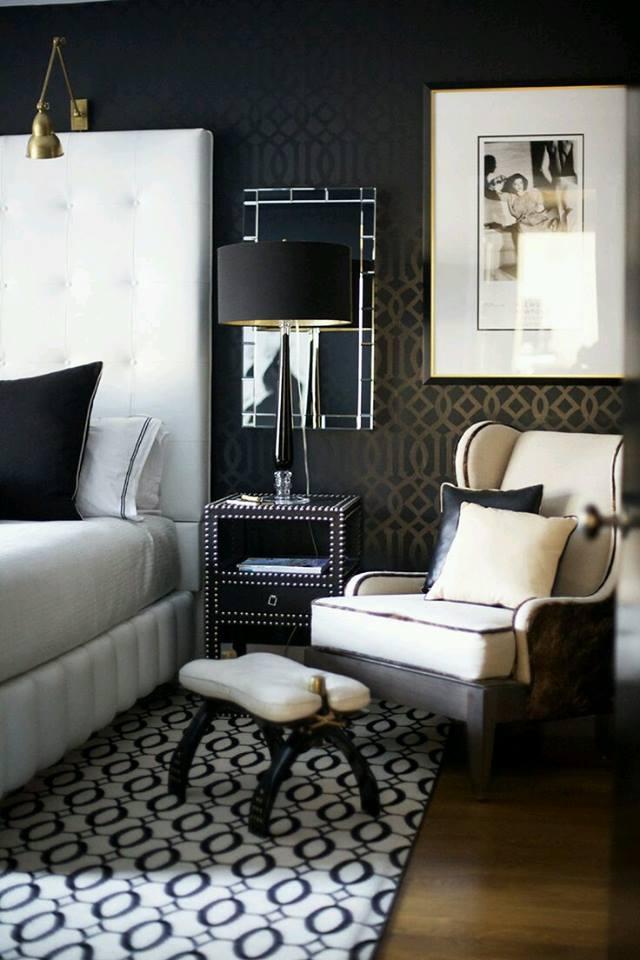 Ideas para Decoración glamurosa con espejos
