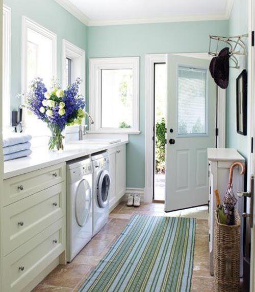 Cuartos de lavado exteriores