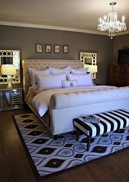 Espejos modernos para dormitorios