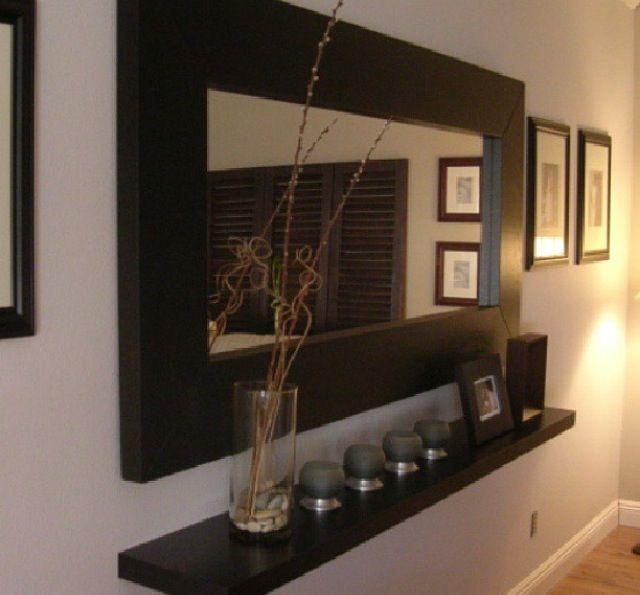 Espejos para comedor espejos de vinilo para decorar for Decoracion con espejos en comedor