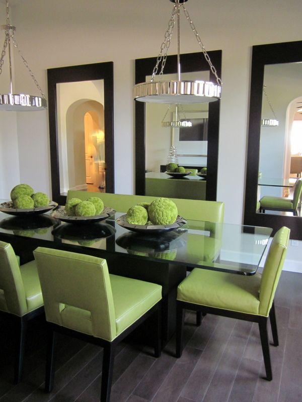 ideas-comedores-con-espejos | Curso de Decoracion de interiores ...