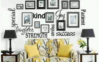 42 ideas para decorar con fotos