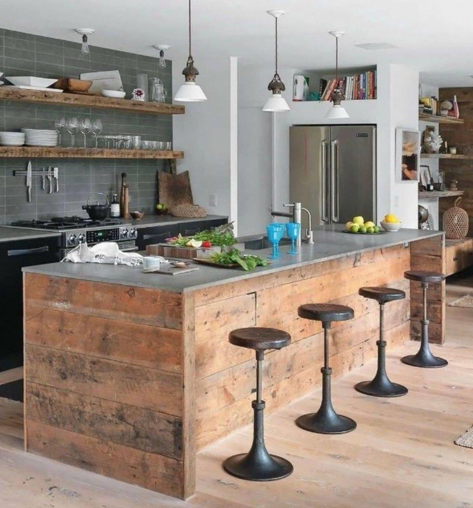 Ideas para dise o de desayunadores islas o barras para la cocina