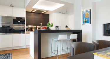 Ideas para Diseño de Desayunadores Islas o barras para la cocina