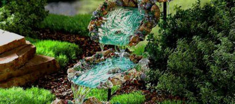 jardines y fuentes