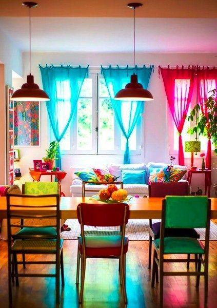 Cortinas y decoraci n de interiores curso de decoracion de interiores interiorismo - Decoracion de interiores cortinas ...