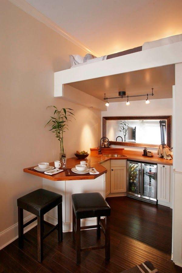 Decoracion de habitaciones peque as 14 decoracion de for Habitaciones pequenas decoracion