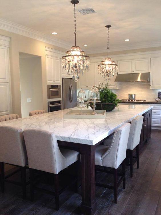 Dise os de cocinas comedor decoracion de interiores for Disenos de cocinas comedor