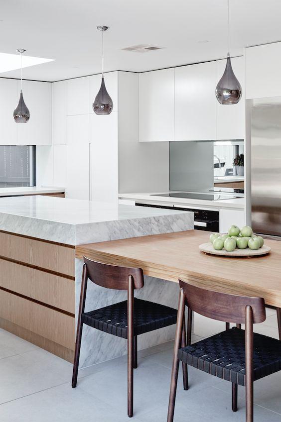 Diseños de cocinas comedor