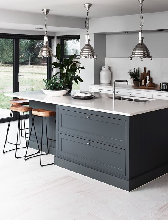 Diseños de cocinas modernas | Curso de Decoracion de ...