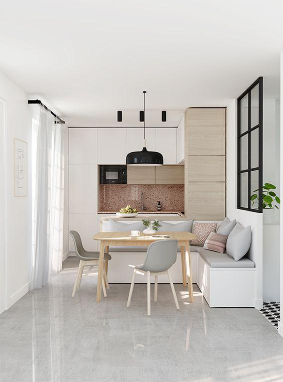 Diseños de cocinas pequeñas y sencillas   Decoracion de interiores ...