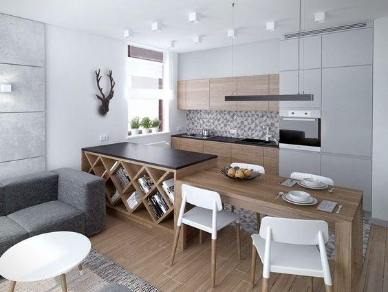 Diseños de cocinas pequeñas y sencillas   Curso de Decoracion de ...