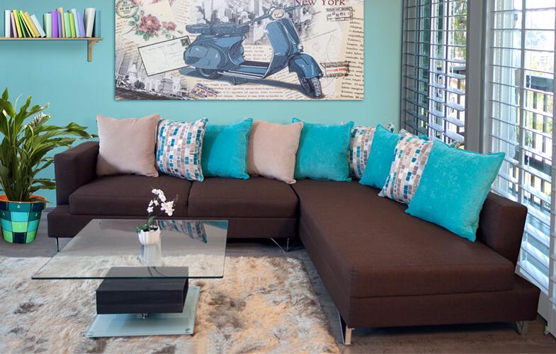 ideas-para-decoracion-con-colores-turquesa (18) | Decoracion de ...