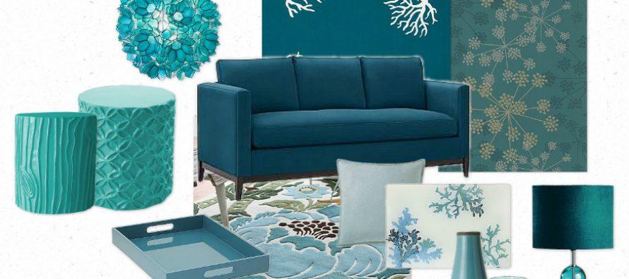 Ideas para decoracion con Colores Turquesa