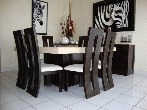 Decoraci n de interiores de color caf chocolate - Combinar colores paredes y muebles ...