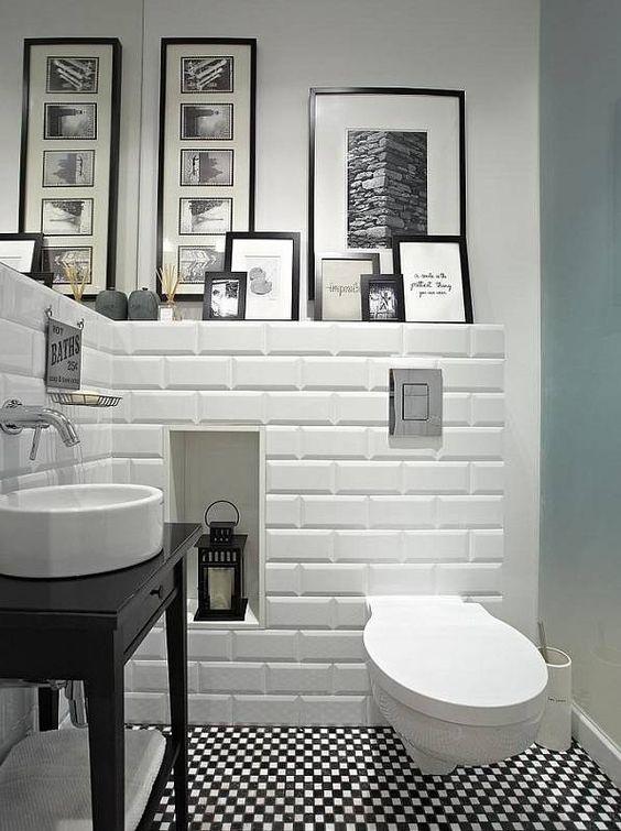 Ideas para renovar un baño pequeño