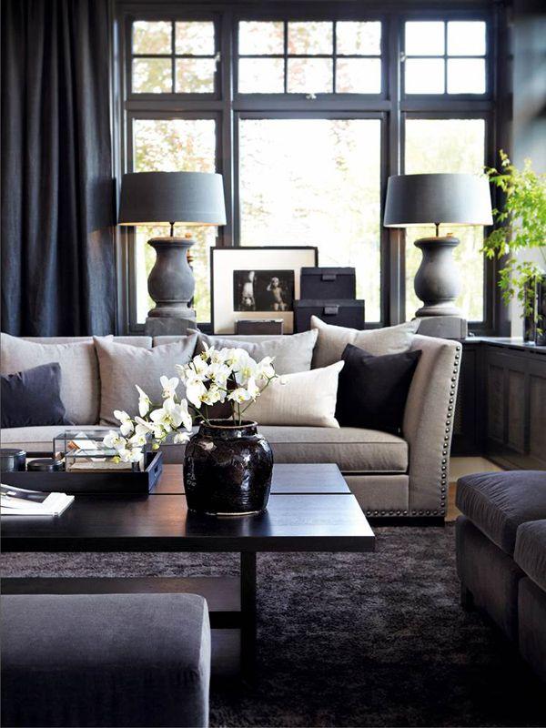 idea-de-decoracion-en-sala-de-estar-en-gris-y-blanco