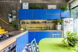 Ideas para Decoración de interiores con color Azul