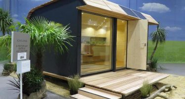 Fachadas y diseño de casas ecologicas