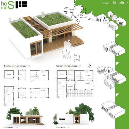 28 Planos De Casas Ecolgicas Para Disear Viviendas Housing