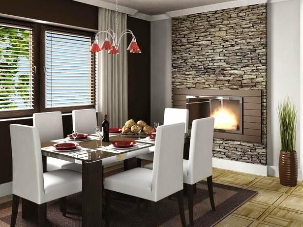 25 formas para decorar tu comedor (1) | Decoracion de interiores ...