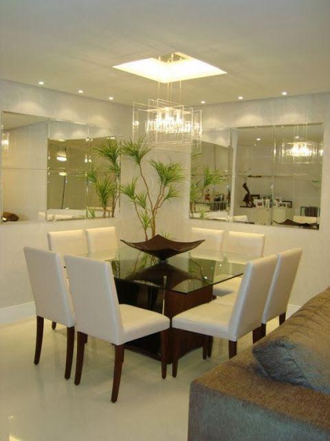125 formas para decorar tu comedor curso de decoracion - Comedores altos modernos ...